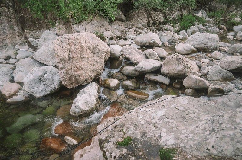 rochers spelunca