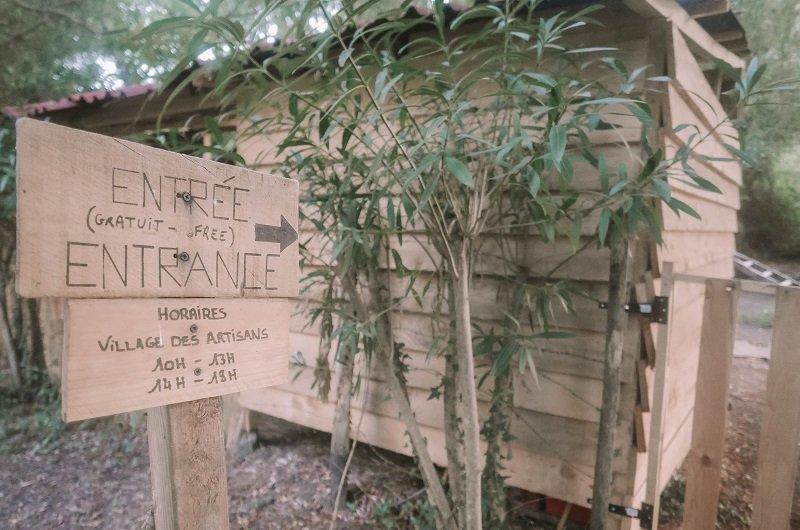 village des artisans filitosa