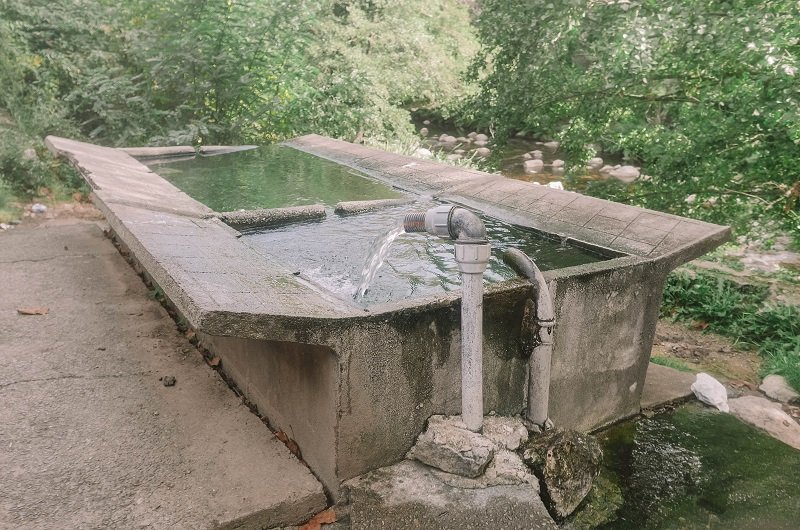 bains de guitera