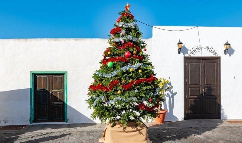 Lanzarote en décembre