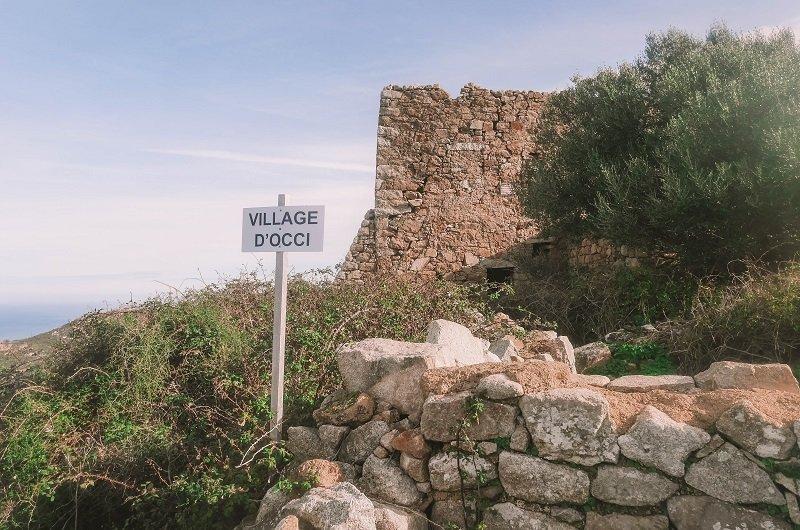 vilage d'occi