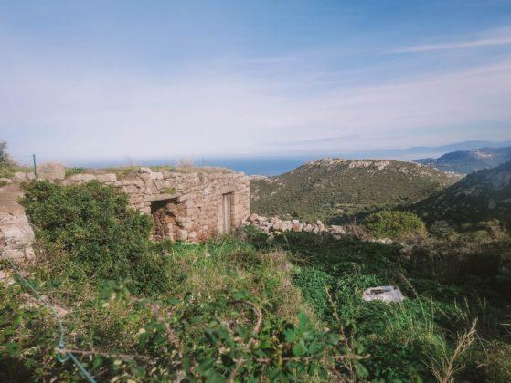 village abandonné occi