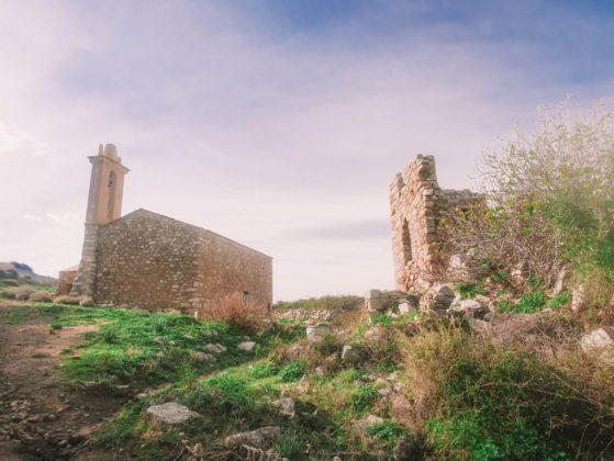 village abandonné d'occi
