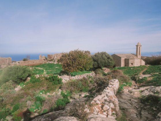 village d'occi à lumio