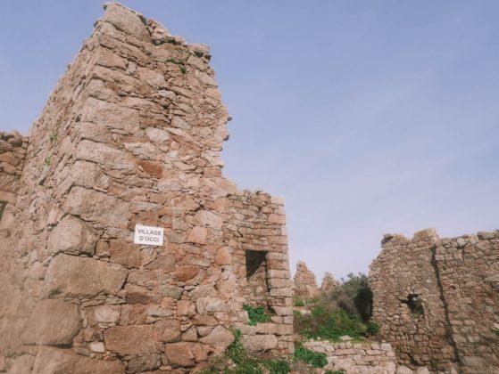 village d'occi