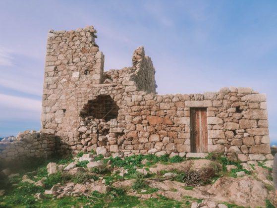 habitation en ruine occi