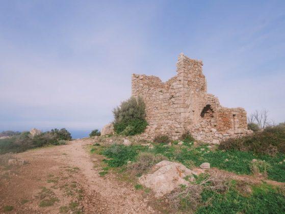 village ruine occi