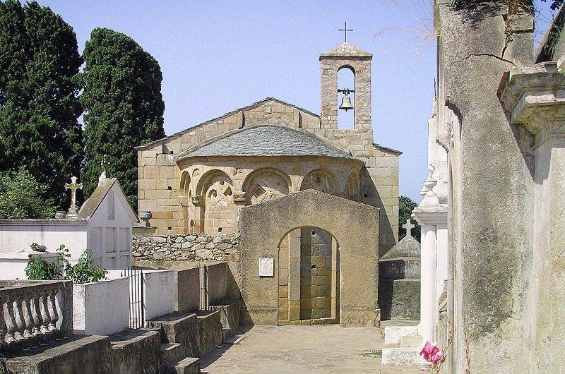 église San Petru è Paulu