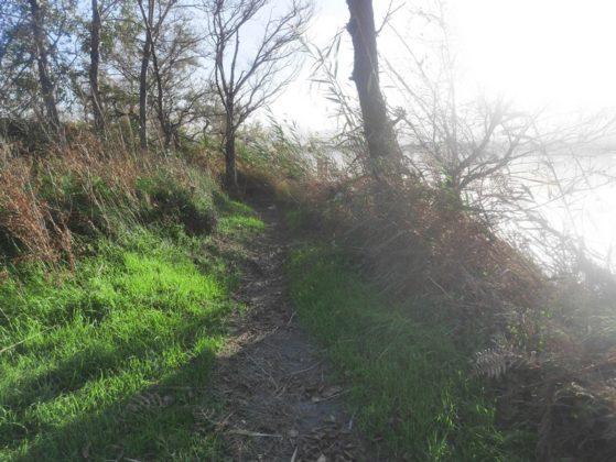 sentier de tombulu biancu