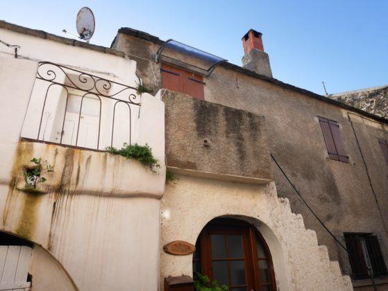 vieille maison macinaggio