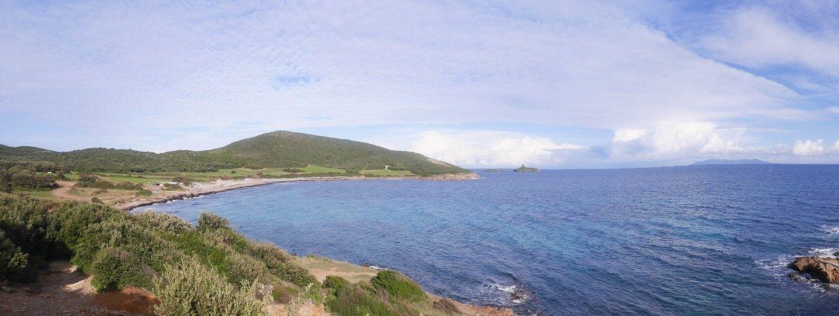 plage de Tamarone