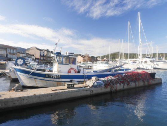 bateau de peche macinaggio
