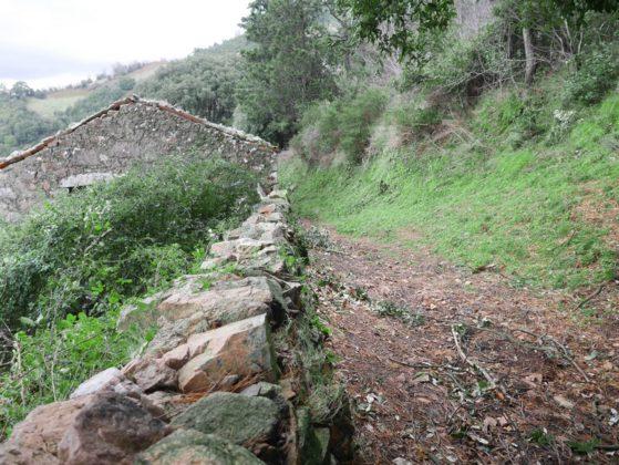 randonnée sentier du patrimoine cuttoli