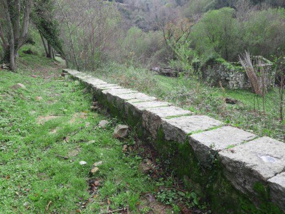 sentier des moulins à cuttoli