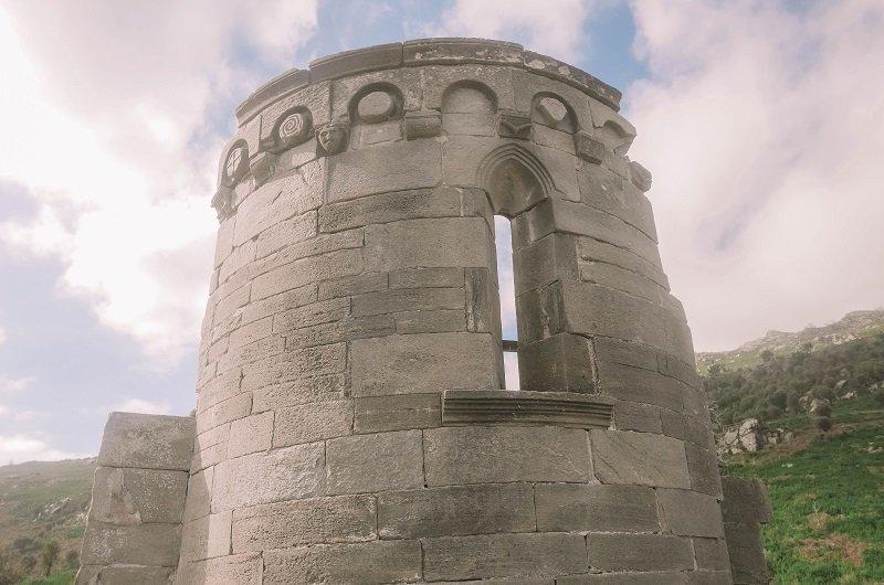 abside chapelle sant andrea biguglia