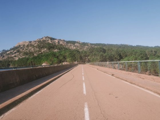 route barrage ospedale