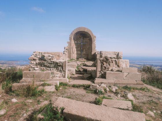 chapelle sant andrea biguglia