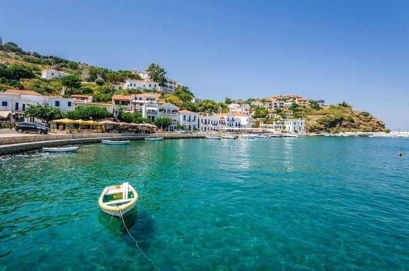 quelle ile grec voyager