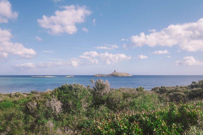 réserve naturelle des iles Finocchiarola