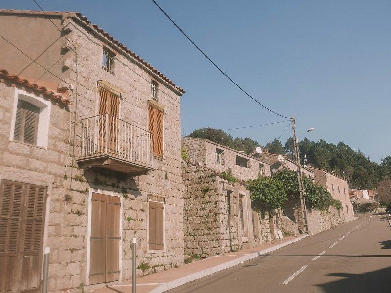 village de l'ospedale