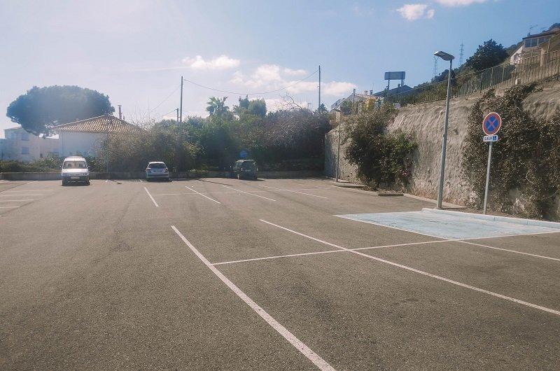parking biguglia