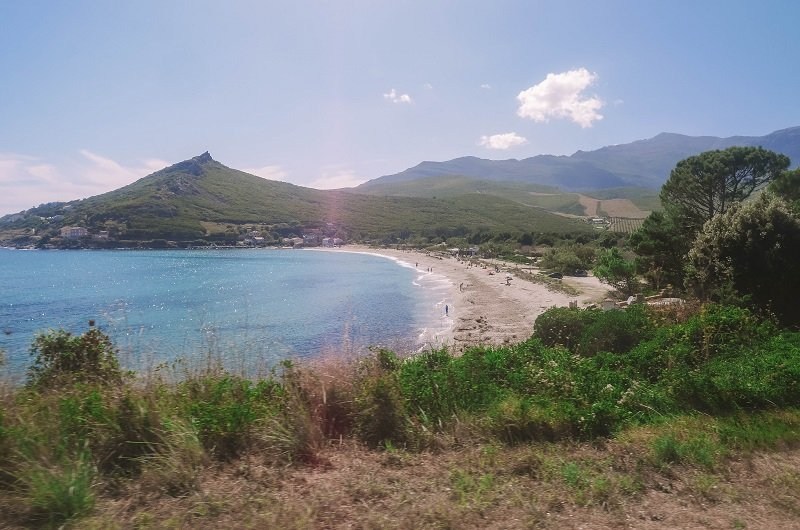 pietracorbara plage
