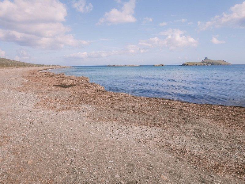 plage des iles Finocchiarola