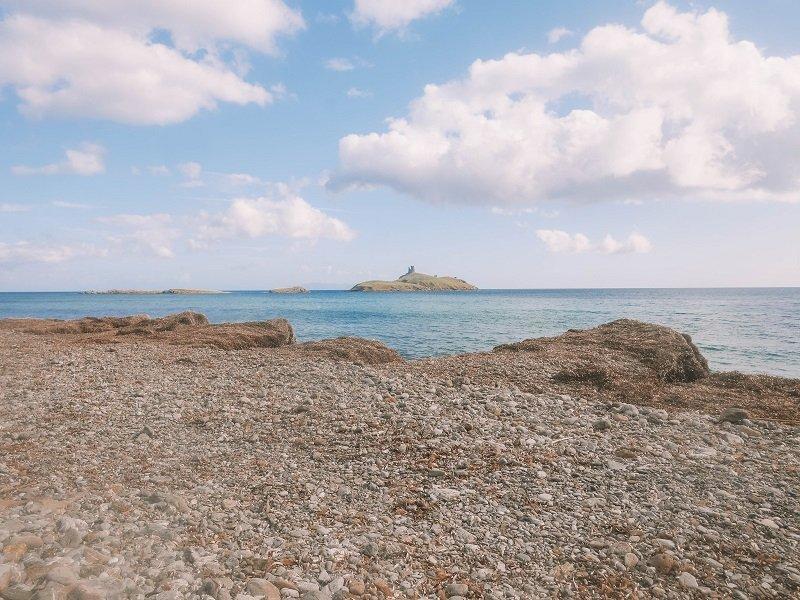 plage des iles cap corse