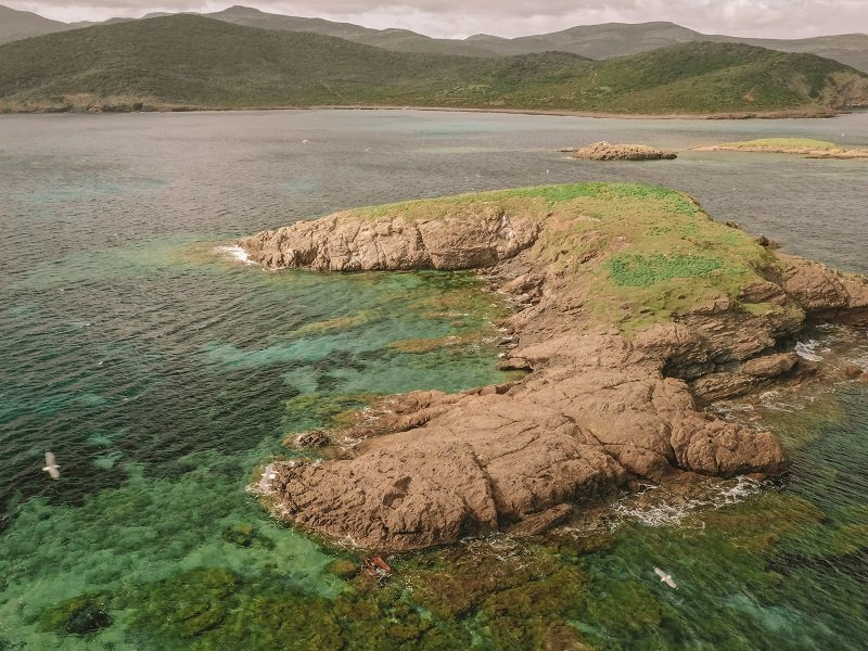 réserve naturelle iles Finocchiarola