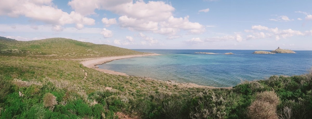 plage et réserve naturelle iles Finocchiarola
