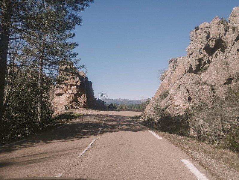 route departementale 368