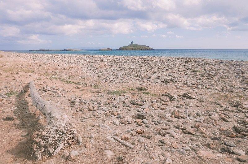vue sur les iles Finocchiarola