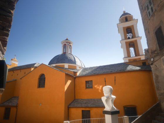 cathédrale cervione
