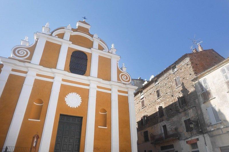 cathédrale de cervione