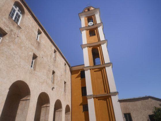 clocher cathédrale cervione