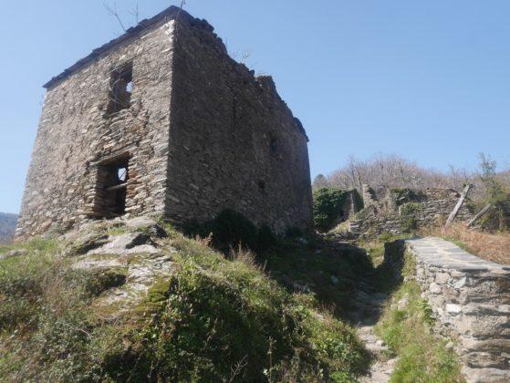 village abandonné fiuminale