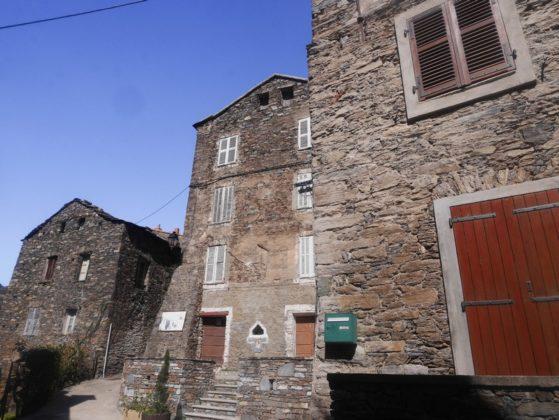 village san nicolao corse