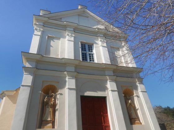 façade église san nicolao mezzano