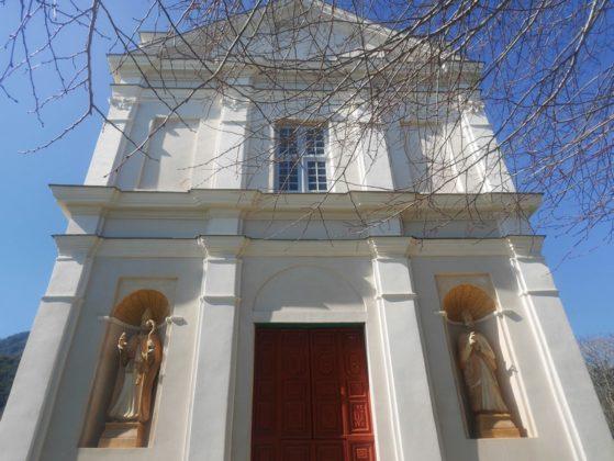 façade eglise san nicolao