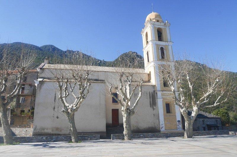 église santa maria poggio