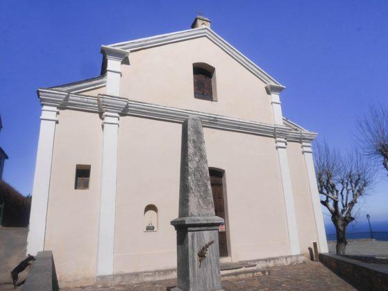 façade église santa maria poggio
