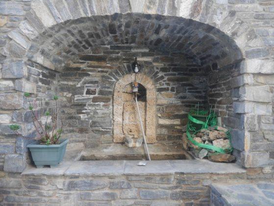 fontaine talasani