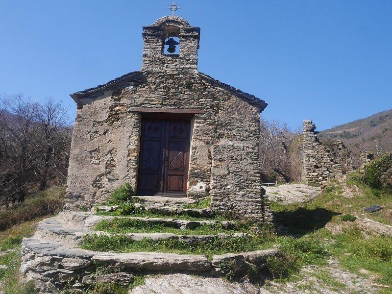 chapelle San Ghjiseppu fiuminale