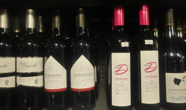 découvrir les vins de corse