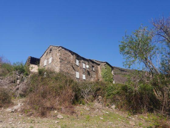 village abandonné de fiuminale