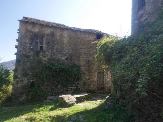 maison abandonnée fiuminale