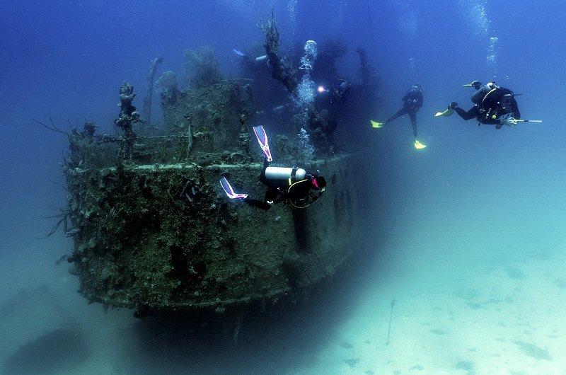 meilleurs sites de plongée dans les antilles