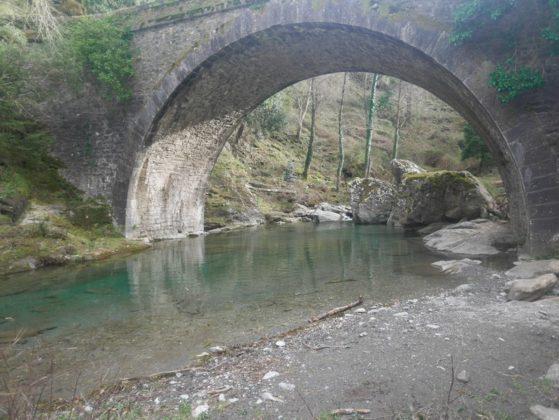 pont de l'enfer corse