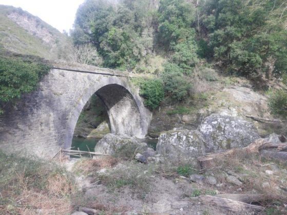 pont de l'enfer costa verde