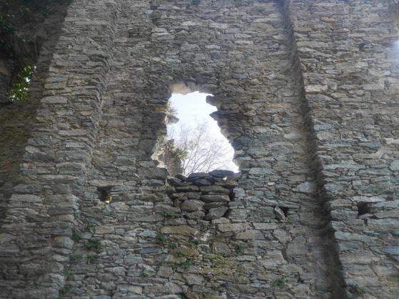 ruine couvent talasani